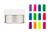 1/2 oz Individual Acrylic Art Powder Collection: Neon | Colección de Polvos para Arte: Neon