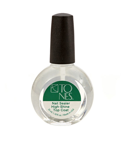 Acrylic Nail Sealer: 35 ml / 1.18 fl oz | Sellante para Acrílico: 35 ml / 1.18 fl oz - Tones - 1