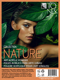 1/2 oz Individual Acrylic Art Powder Collection: Nature | Colección de Polvos para Arte: Nature