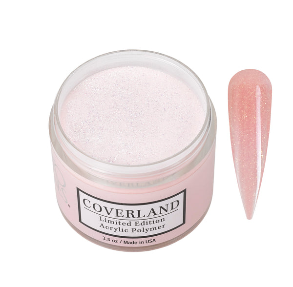 "Coverland Limited Edition Acrylic Powder 3.5 ""Petite Goyave"""