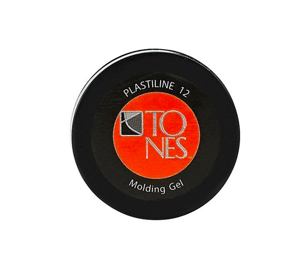 #12 Plastiline Moulding Gel  : 5 ml / 0.17 fl oz | #12 Carving Gel : 5 ml / 0.17 fl oz