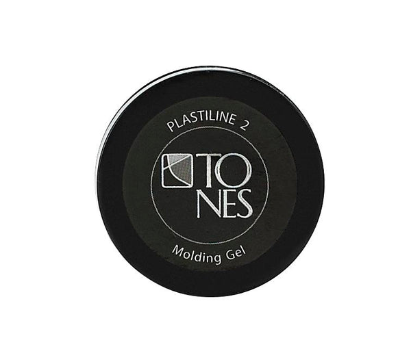 #2 Plastiline Moulding Gel  : 5 ml / 0.17 fl oz | #2 Carving Gel : 5 ml / 0.17 fl oz