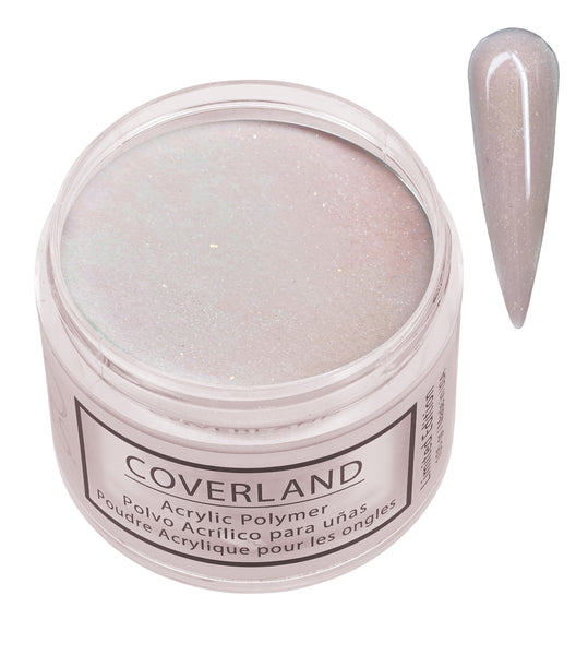 "Coverland Acrylic Powder 1.5 oz ""Rose Gold"" Limited Edition 