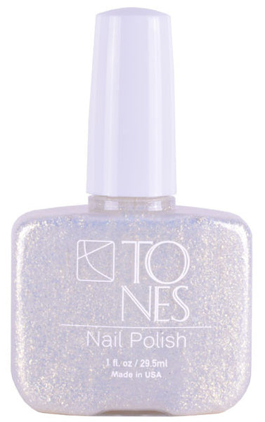 Nail Polish - Sparkling Gold: 29.5 ml / 1 fl oz|Esmalte de Uñas - Sparkling Gold: 29.5 ml / 1 fl oz - Tones