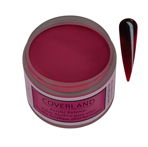 "Coverland Acrylic Powder 1.5 oz ""Unforgettable"" Limited Edition 