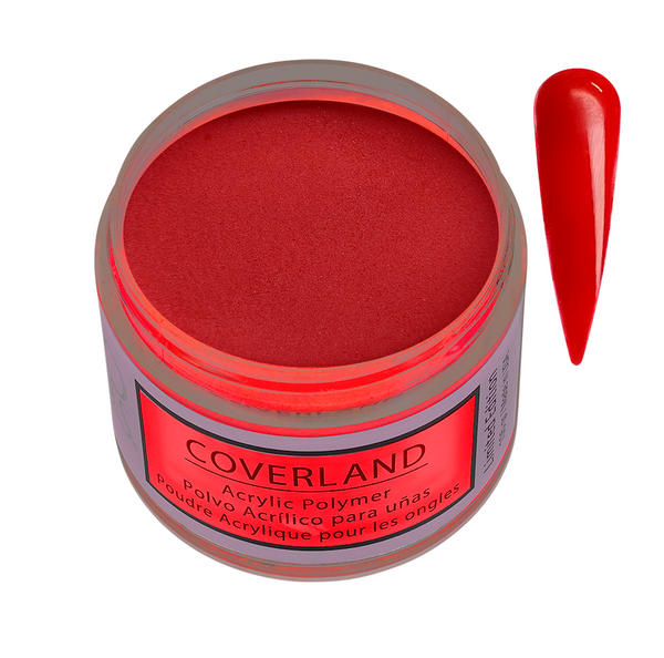 "Coverland Acrylic Powder 1.5 oz ""Irresistible"" Limited Edition 