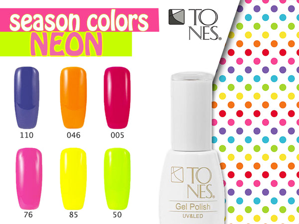 Season Colors - NEON bundle special - Colores de Temporada - NEONES paquete especial