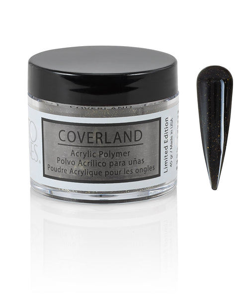 "Coverland Acrylic Powder 1.5 oz ""Starry Night"" 