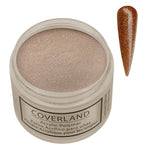 "Coverland Acrylic Powder 1.5 oz ""Golden Touch"" Limited Edition 