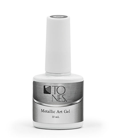 Metallic Art gel 10ml Chrome effect