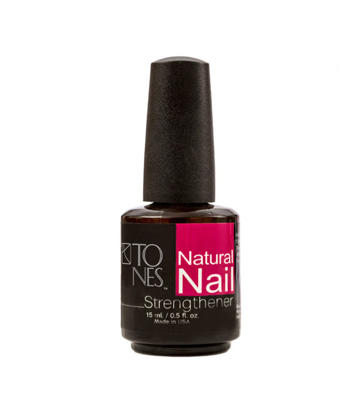 Nail Strengthener & Top Coat | Fortalecedor Base Brillo Sellante - Tones - 1