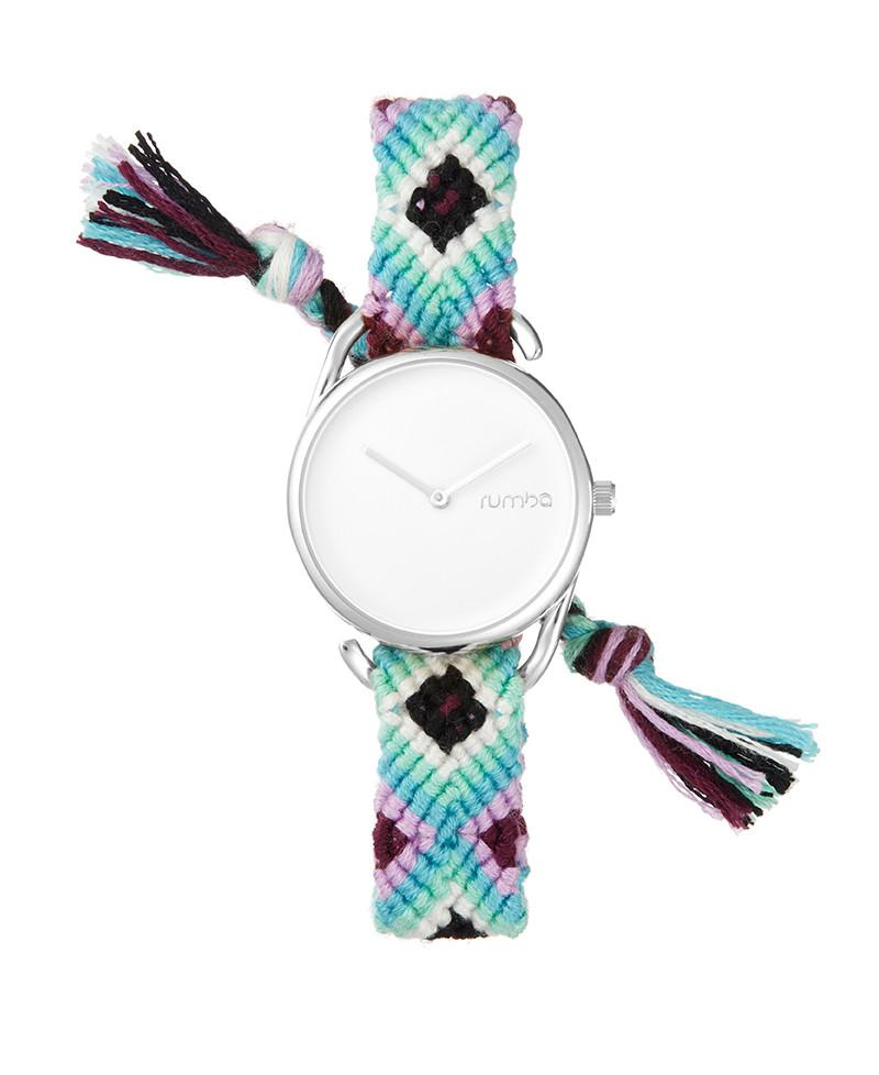 Jane Silver, watch - RumbaTime, Rumba