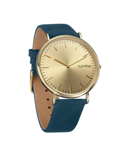 SoHo Suede , watch - RumbaTime, Rumba