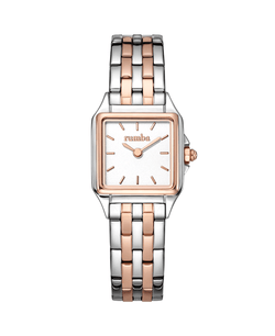 womens two tone watch