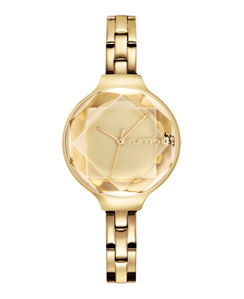 gold bracelet watch