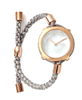 Gramercy gem silver watch