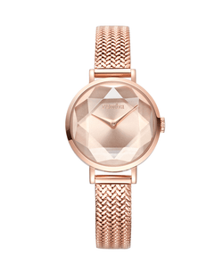 rose gold watch womens
