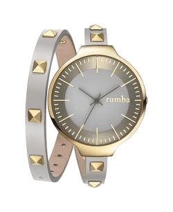 gold wrap watch