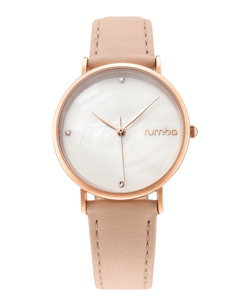 lafayette rose gold watch