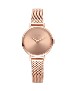 rose gold womens watches