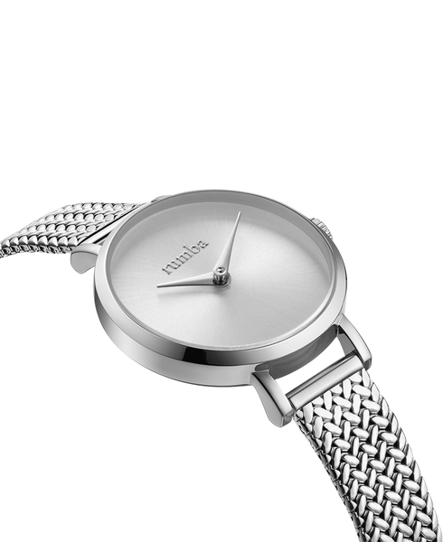silver watch for girl