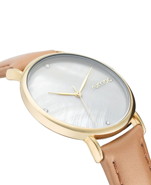 yellow gold womens watches