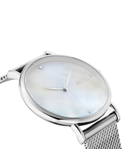 silver watch for women