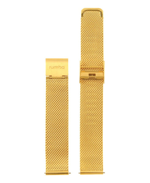 womens gold watch strap