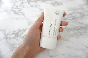 Product Review:  Innisfree Daily UV Protection Cream No Sebum