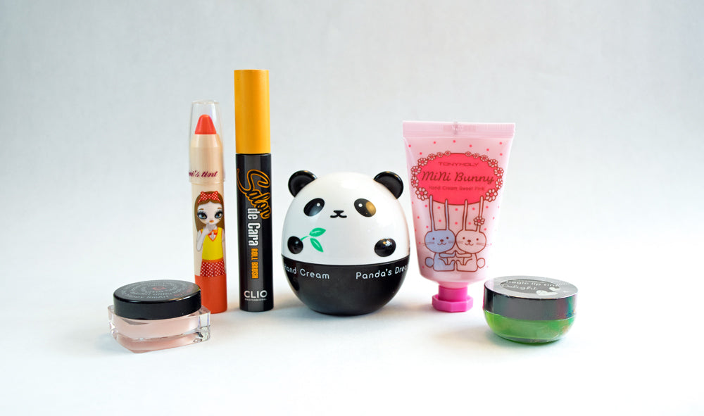 mishibox korean beauty subscription box