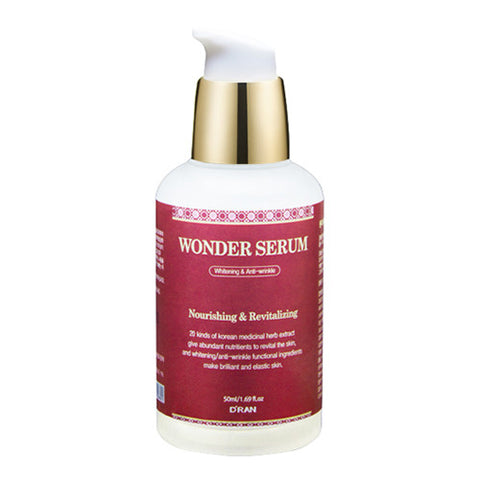 D'RAN Nourishing & Revitalizing Wonder Serum - MISHIBOX