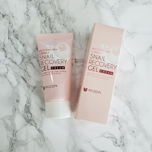 MIZON Snail Recovery Gel Cream [EXP 12.18.2020]