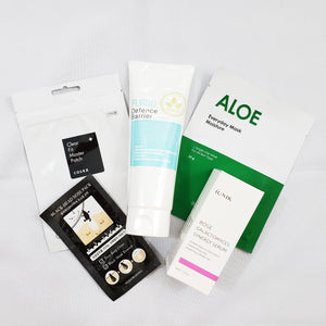 MISHIBOX LUXE- OIL & ACNE FIGHTER