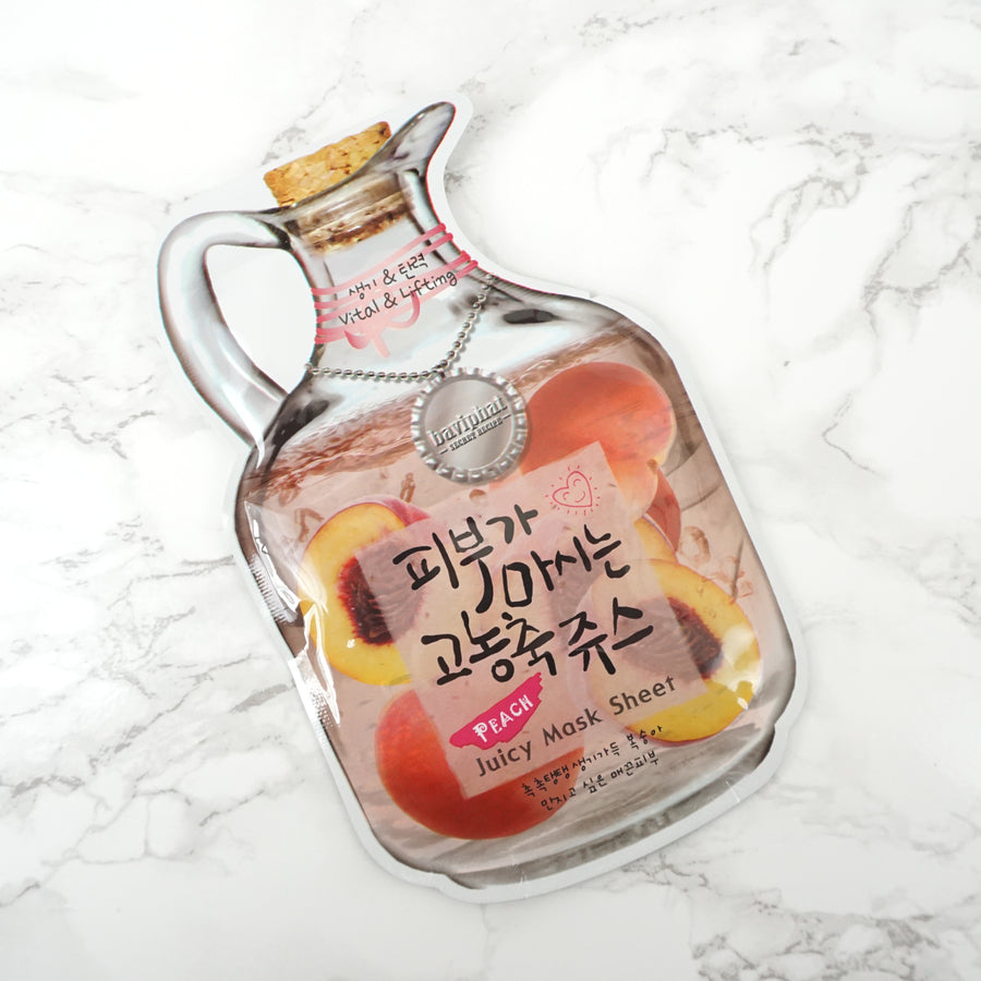 Baviphat Juicy Mask Sheet - Peach