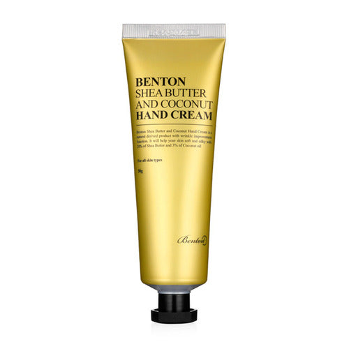 Benton Shea Butter & Coconut Hand Cream [EXP 10.15.2018]