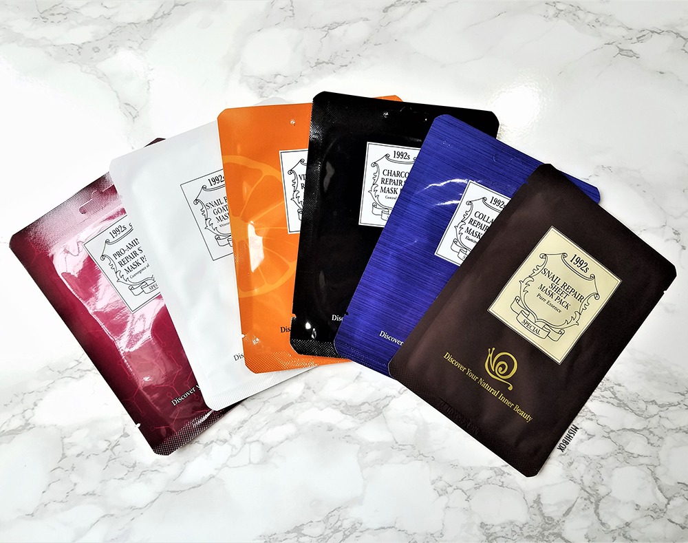 Chamos Acaci Mask Pack - Snail Repair Goat Milk Silk Mask Pack
