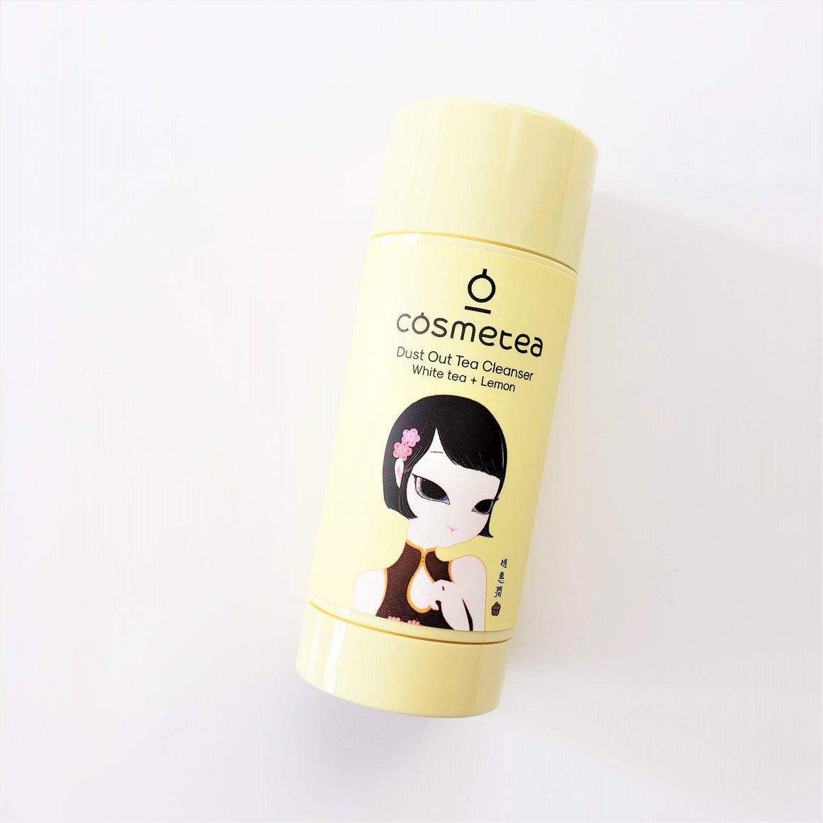 COSMETEA Dust Out Tea Cleanser - White Tea + Lemon