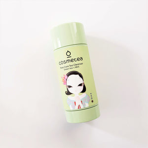 COSMETEA Pore Care Tea Cleanser - Green Tea + Mint