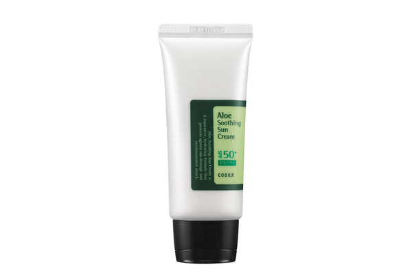 COSRX Aloe Soothing Sun Cream - MISHIBOX