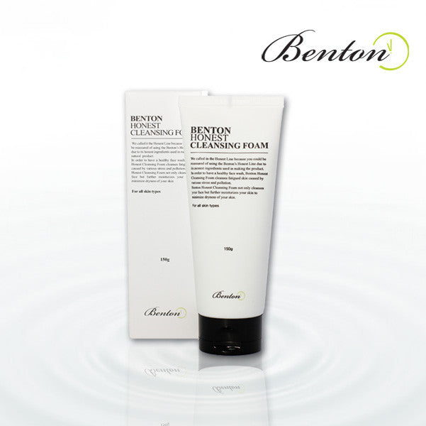Benton Honest Cleansing Foam [EXP 02.14.2019]