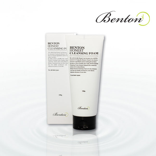 Benton Honest Cleansing Foam - MISHIBOX  - 1
