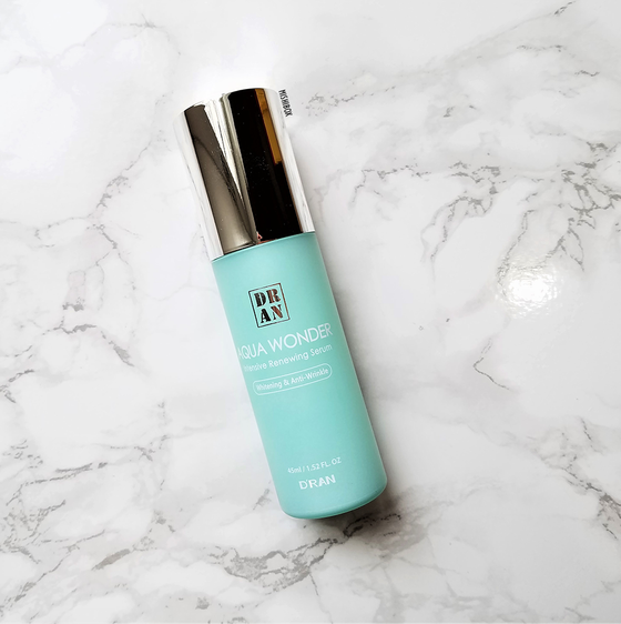 D'RAN Aqua Wonder Intensive Renewing Serum