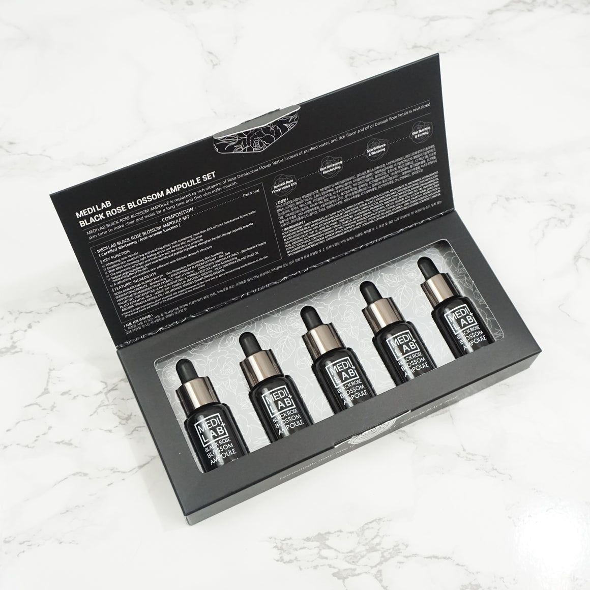 MEDILAB Black Rose Ampoule [EXP 11.18.2019]