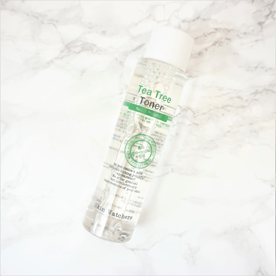 Skin Watchers Tea Tree Toner [EXP 12.18.2020]