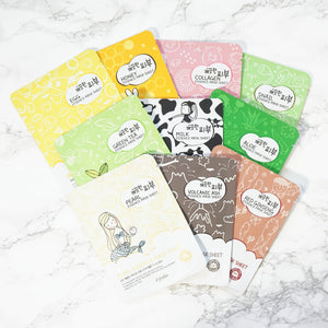 Esfolio PURE SKIN Essence Sheet Mask - Collagen