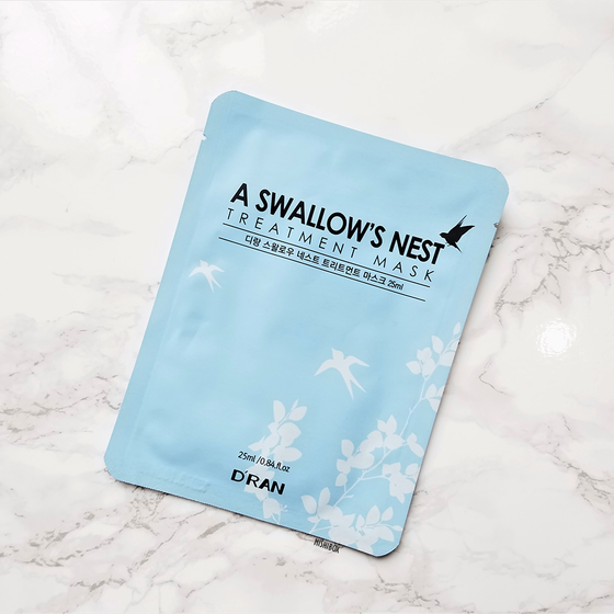 D'RAN A Swallow's Nest Treatment Mask [EXP 09.13.2018]