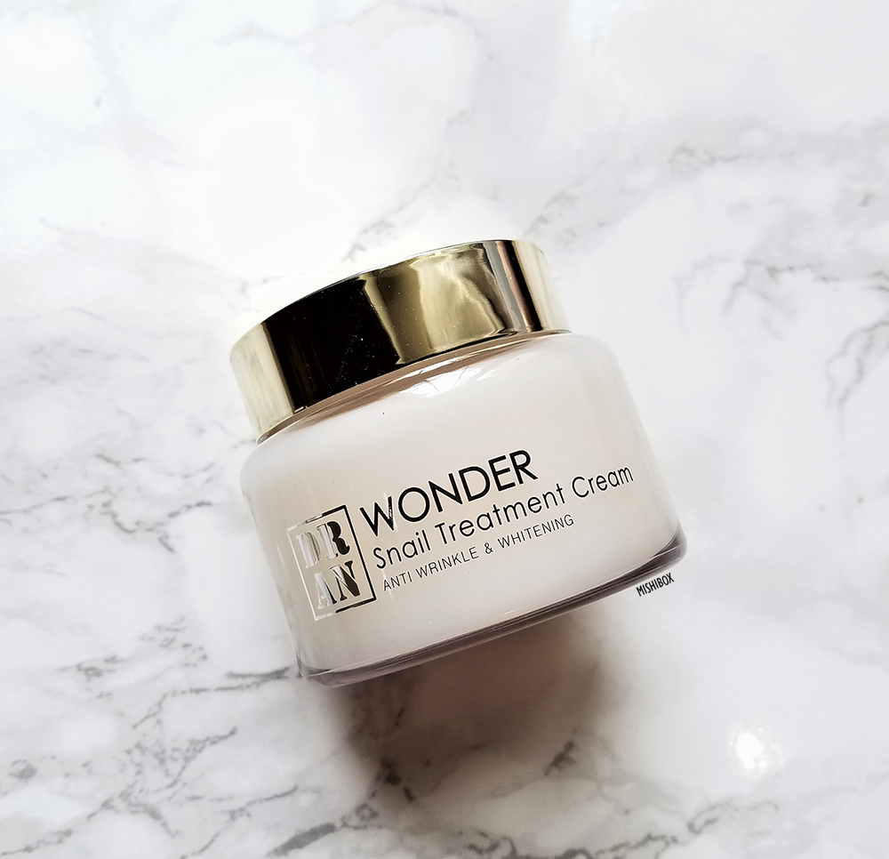 D'RAN Wonder Snail Treatment Cream