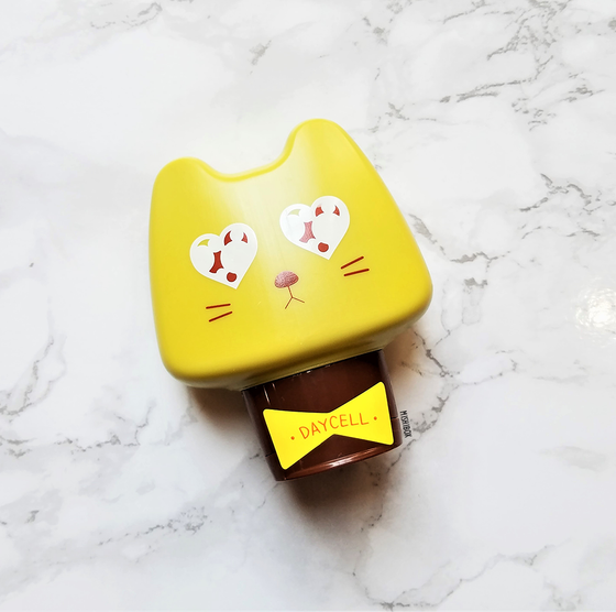 DAYCELL Animal Hand Cream - KiKi Cat (Delicious Sweet Dew)