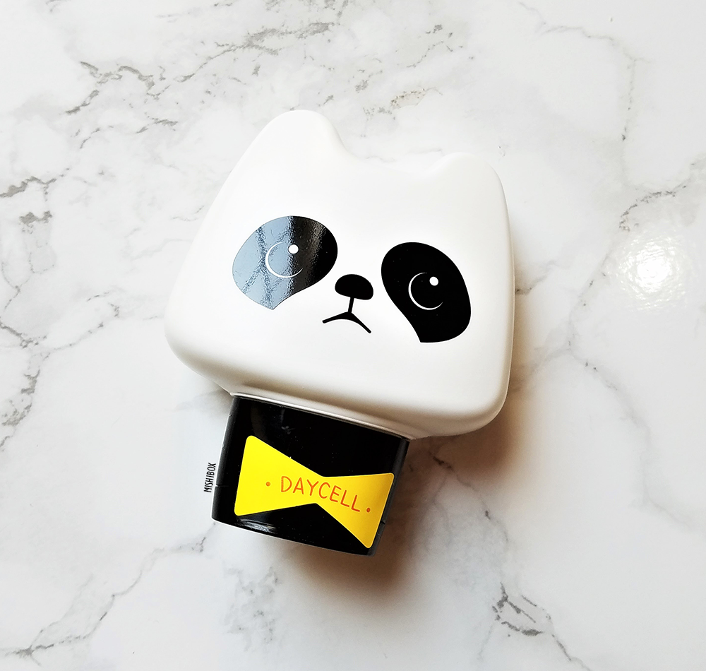 DAYCELL Animal Hand Cream - WaWa Panda (Citrus Ade) [EXP 02.20.2020]