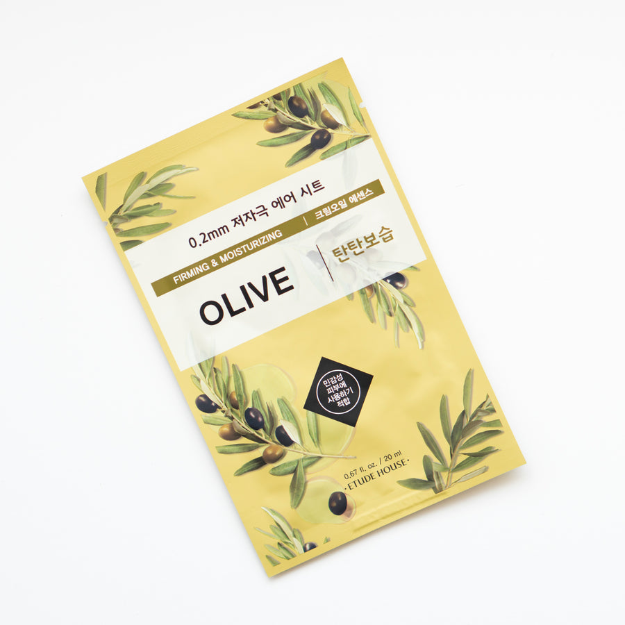 ETUDE HOUSE 0.2 Therapy Air Mask - Olive